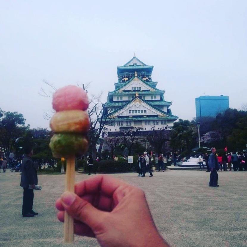 Konnichiwa Japan!