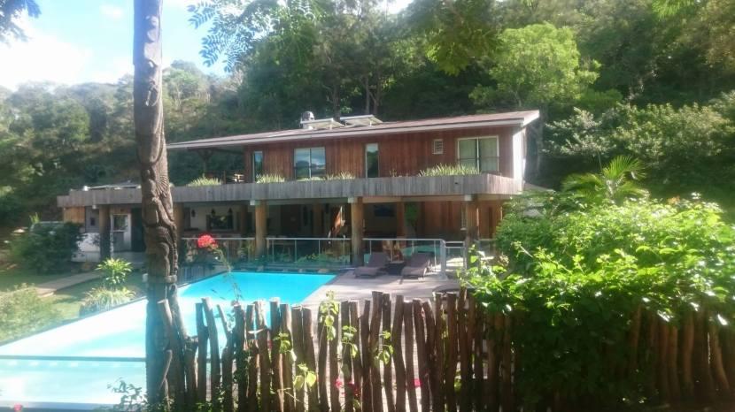 Betikure Lodge: Un jardin d'Eden àBourail