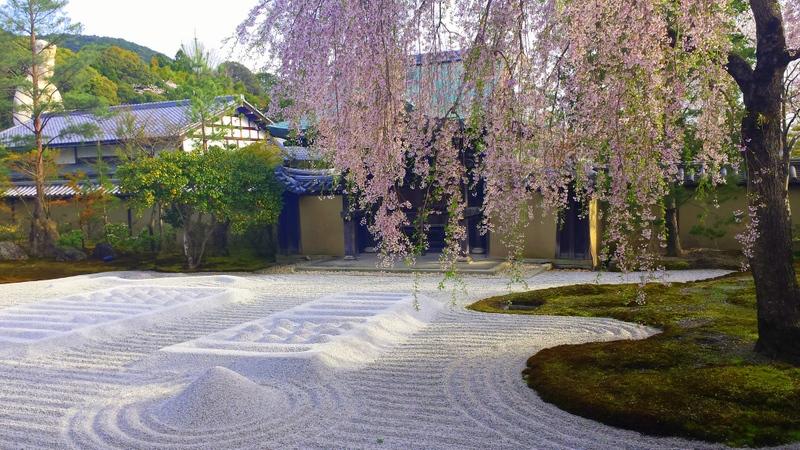 LA ROUTE DES TEMPLES D'HIGASHIYAMA, KYOTO
