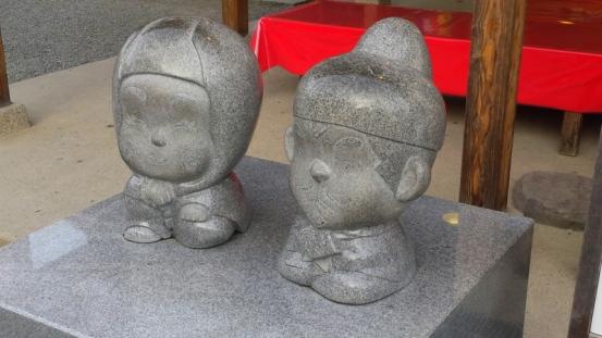 Nene et Hideyoshi