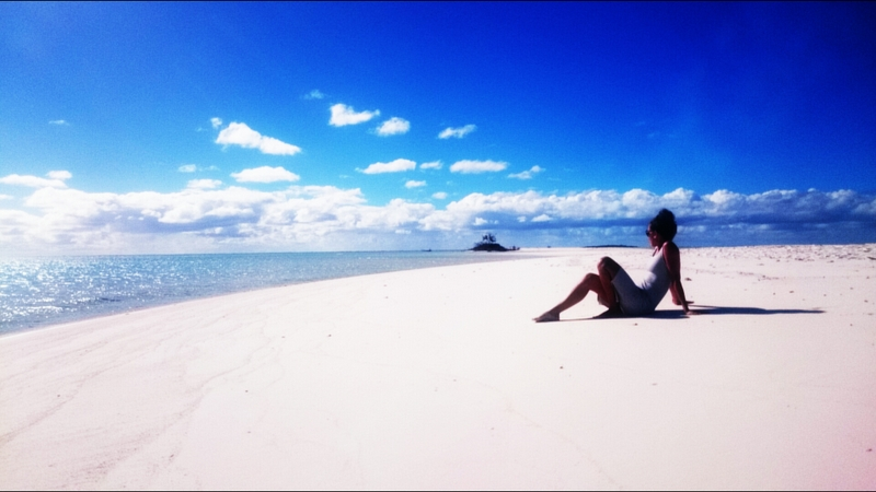 Ile des Pins: just another day inparadise…