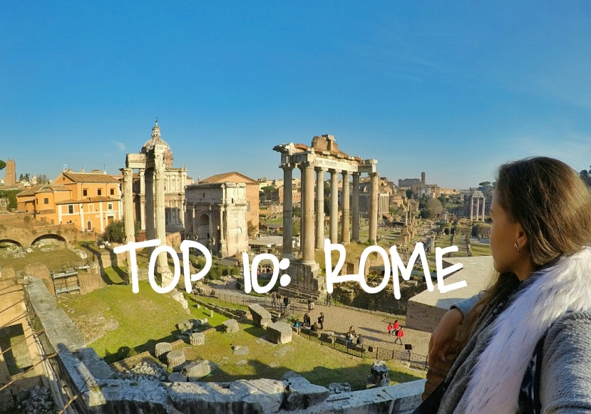 TOP 10 DES ATTRACTIONS GRATUITES À ROME