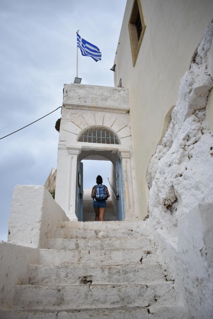 Moni Chryssoskalitissa, Crète